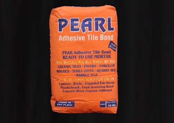 Pearl Adhesive Tile Bond Tile Bonds Manufacturer In